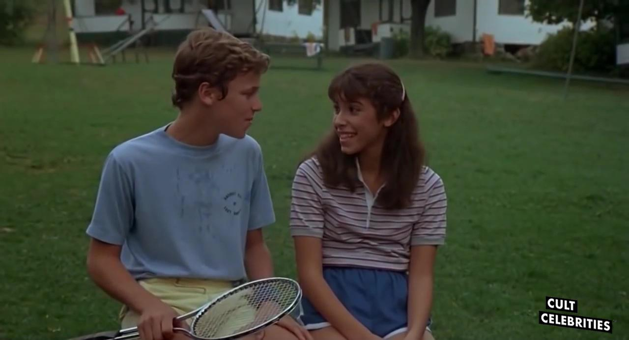 Christopher Collet and Felissa Rose in Sleepaway Camp (1983)