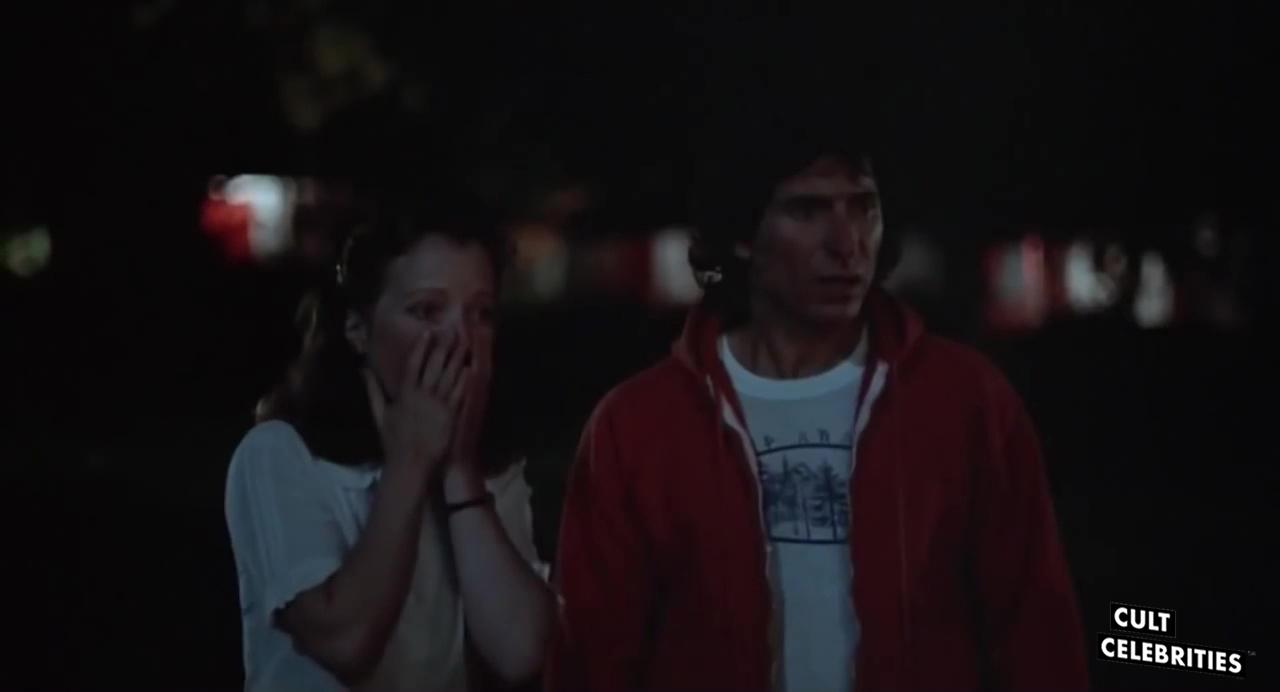 Paul DeAngelo and Susan Glaze in Sleepaway Camp (1983)