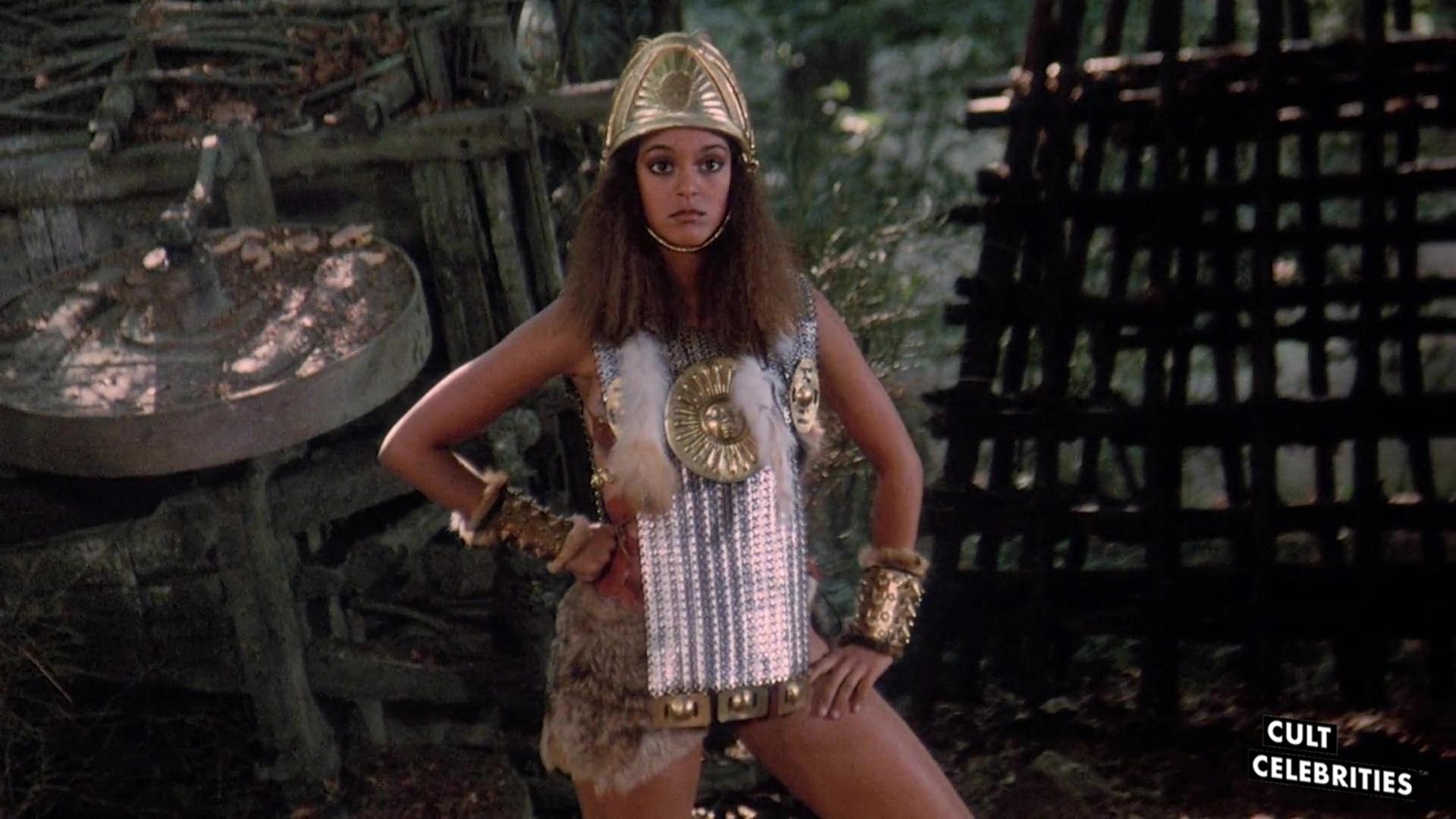Eva La Rue in The Barbarians (1987)
