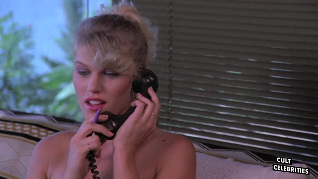 Val Kline in The Beach Girls (1982)