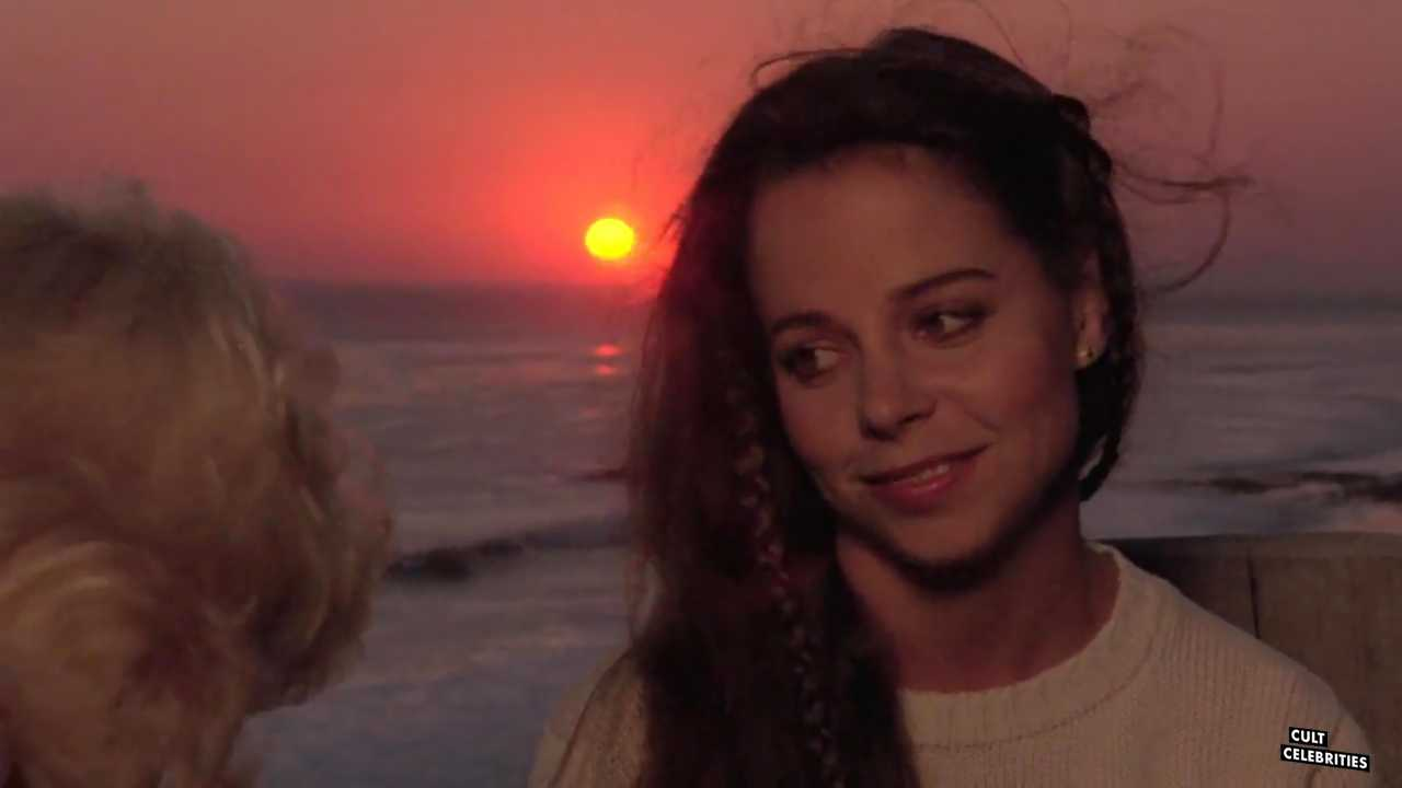 Deborah Blee in The Beach Girls (1982)
