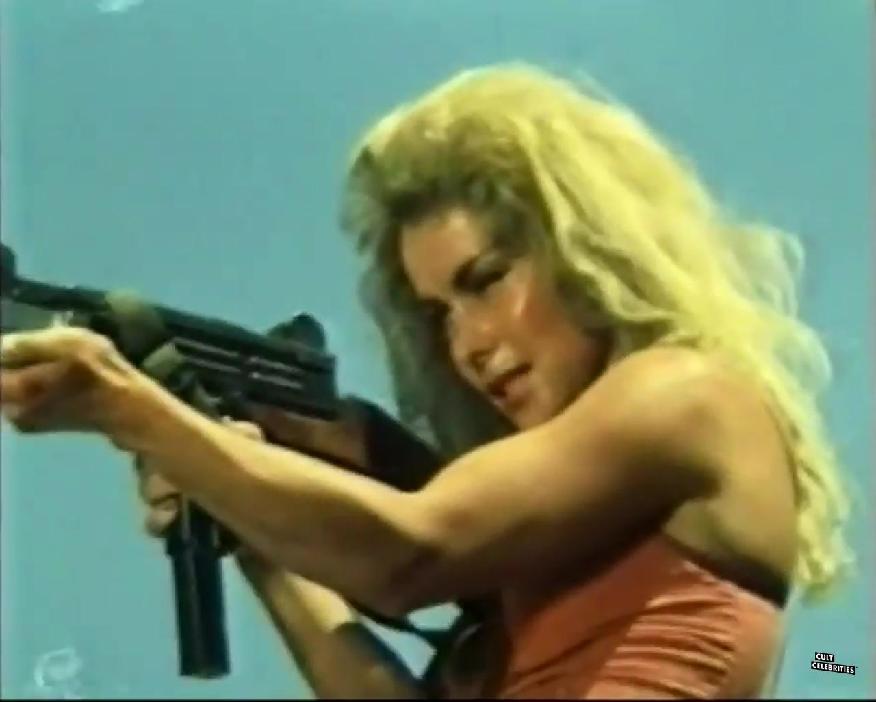 Evelyne Kraft in The Deadly Angels (1977)