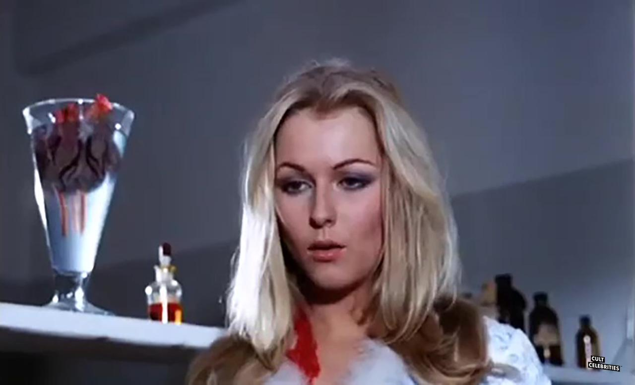 Evelyne Kraft in The French Sex Murders (1972)