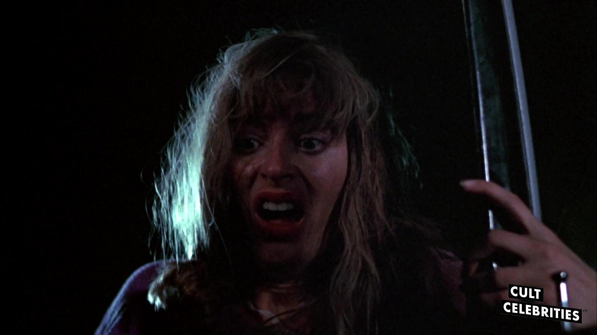 Eileen Davidson in The House on Sorority Row (1983)