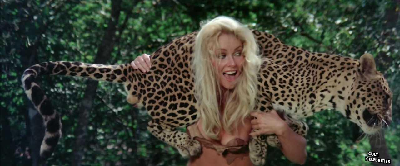 Evelyne Kraft in The Mighty Peking Man (1977)
