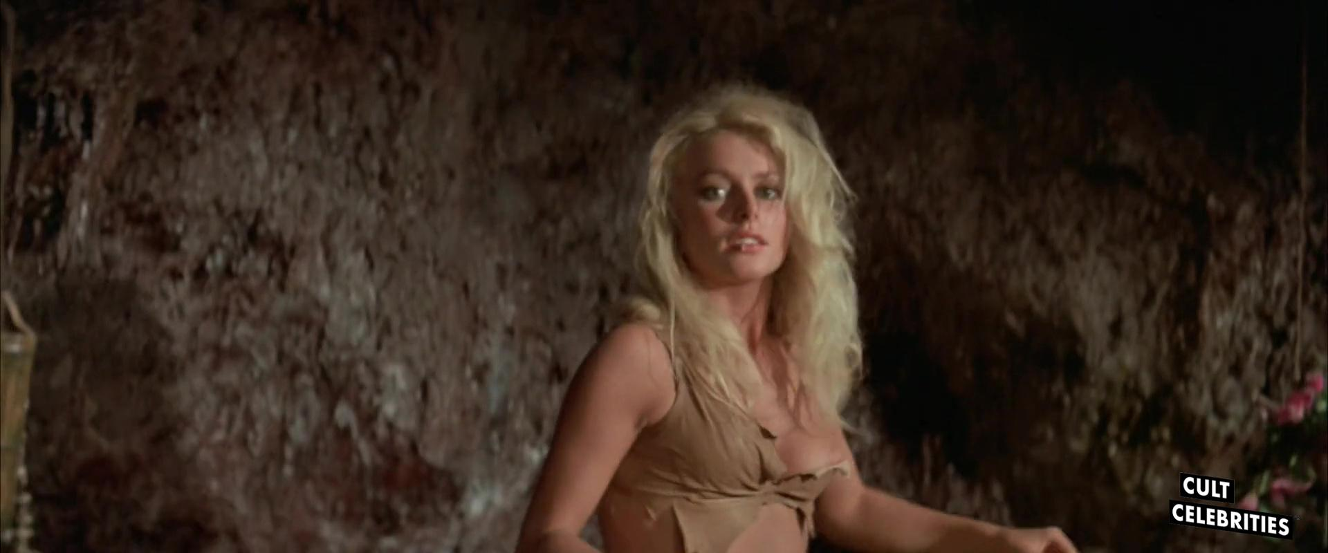 Evelyne Kraft in The Mighty Peking Man (1977)