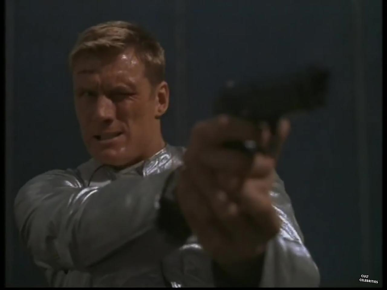 Dolph Lungren in The Peacekeeper (1997)