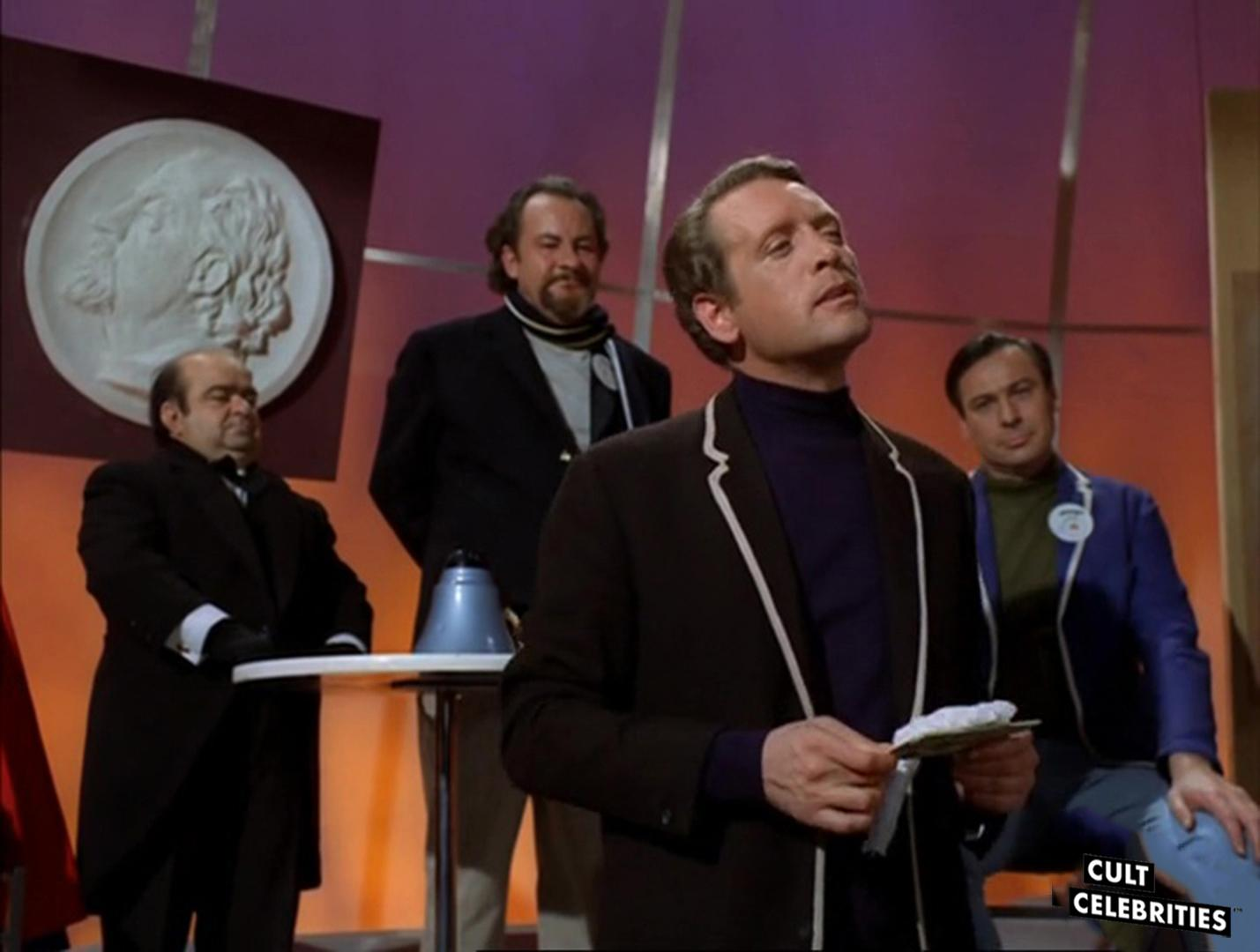 Patrick McGoohan in The Prisoner S01E01 - The Chimes Of Big Ben