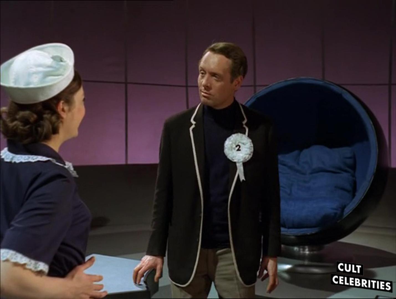 Patrick McGoohan in The Prisoner S01E03 - Free For All