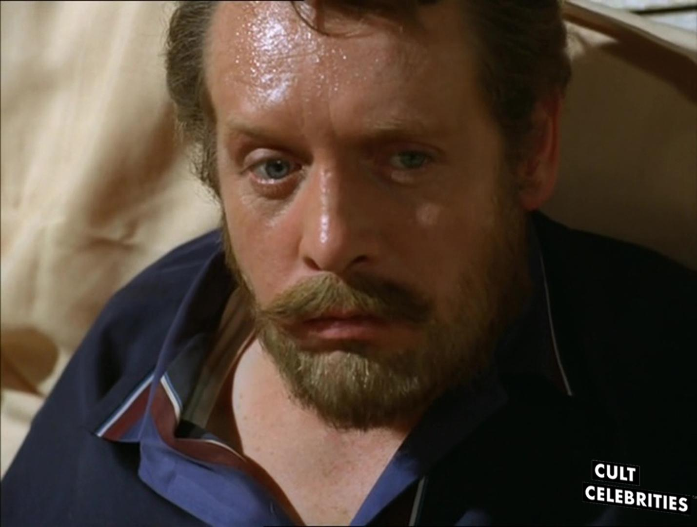 Patrick McGoohan in The Prisoner S01E04 - The Schizoid Man
