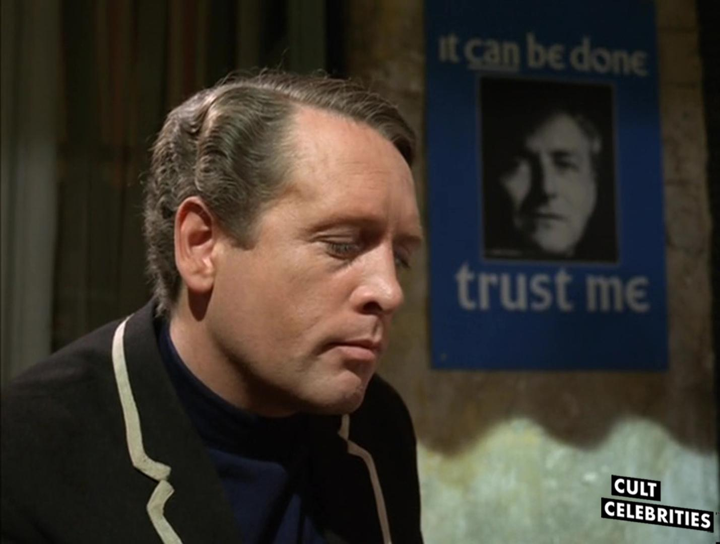 Patrick McGoohan in The Prisoner S01E05 - The General