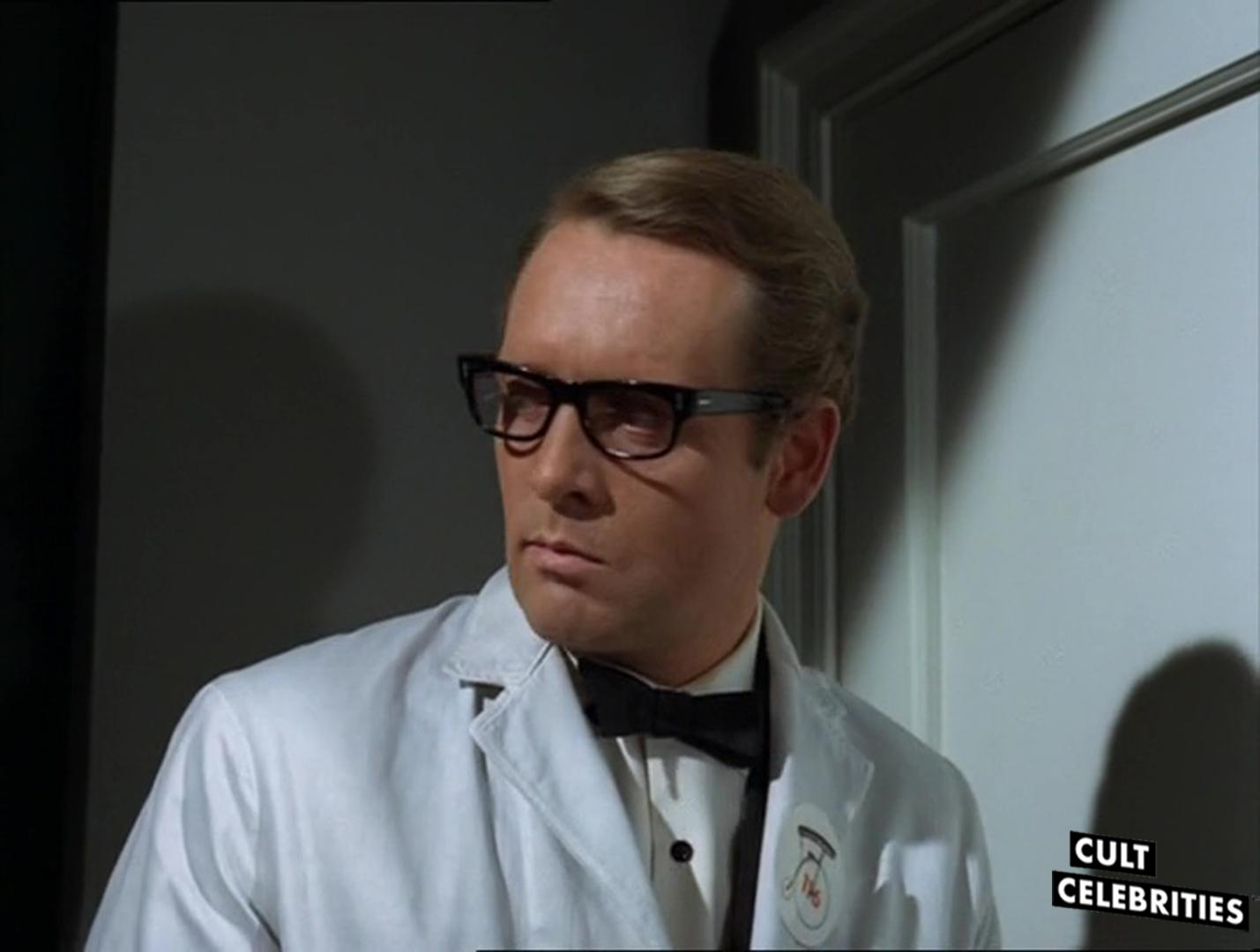Patrick McGoohan in The Prisoner S01E07 - Dance Of The Dead