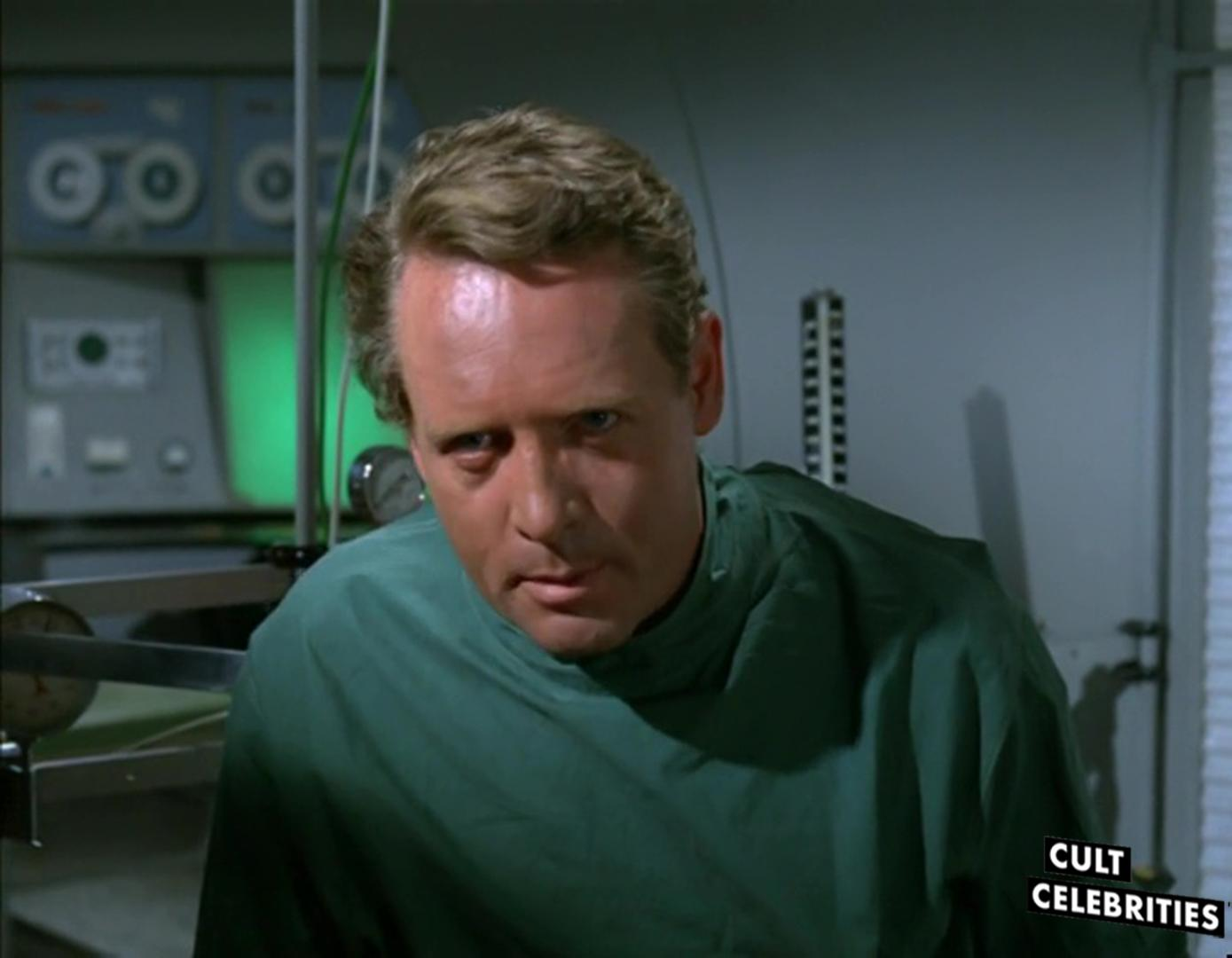 Patrick McGoohan in The Prisoner S01E12 - Do Not Forsake Me Oh My Darling