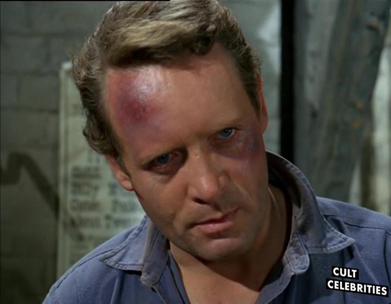 Patrick McGoohan in The Prisoner S01E13 - Living In Harmony