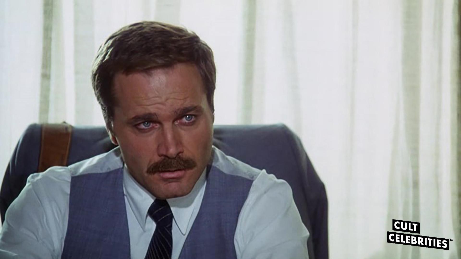 Franco Nero in The Salamander (1981)