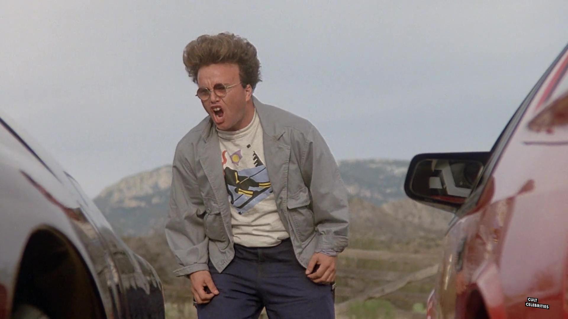 Clint Howard in The Wraith (1986)
