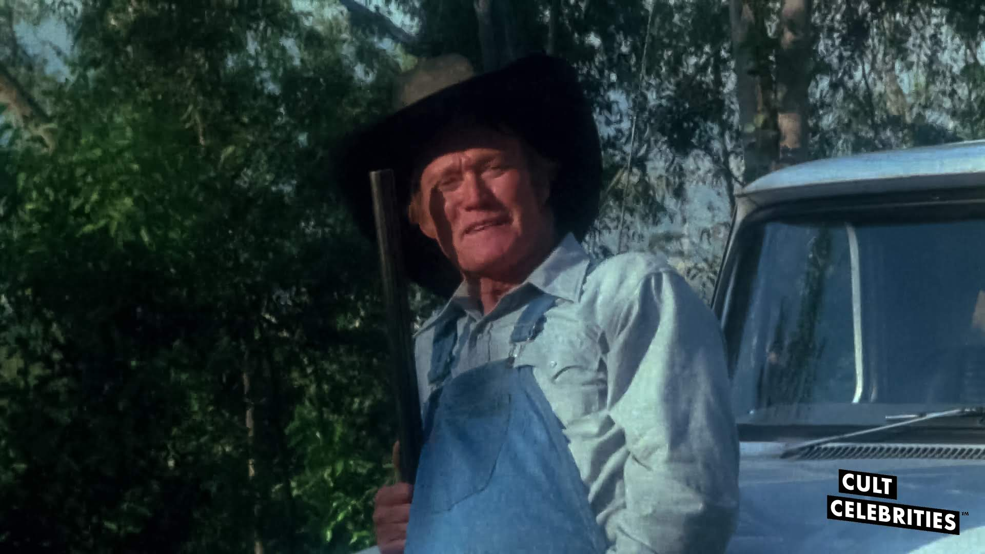 Chuck Connors in Tourist Trap (1979)