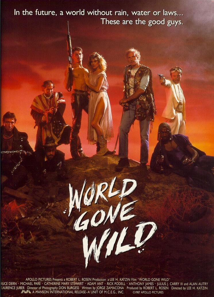 World Gone Wild (1988)