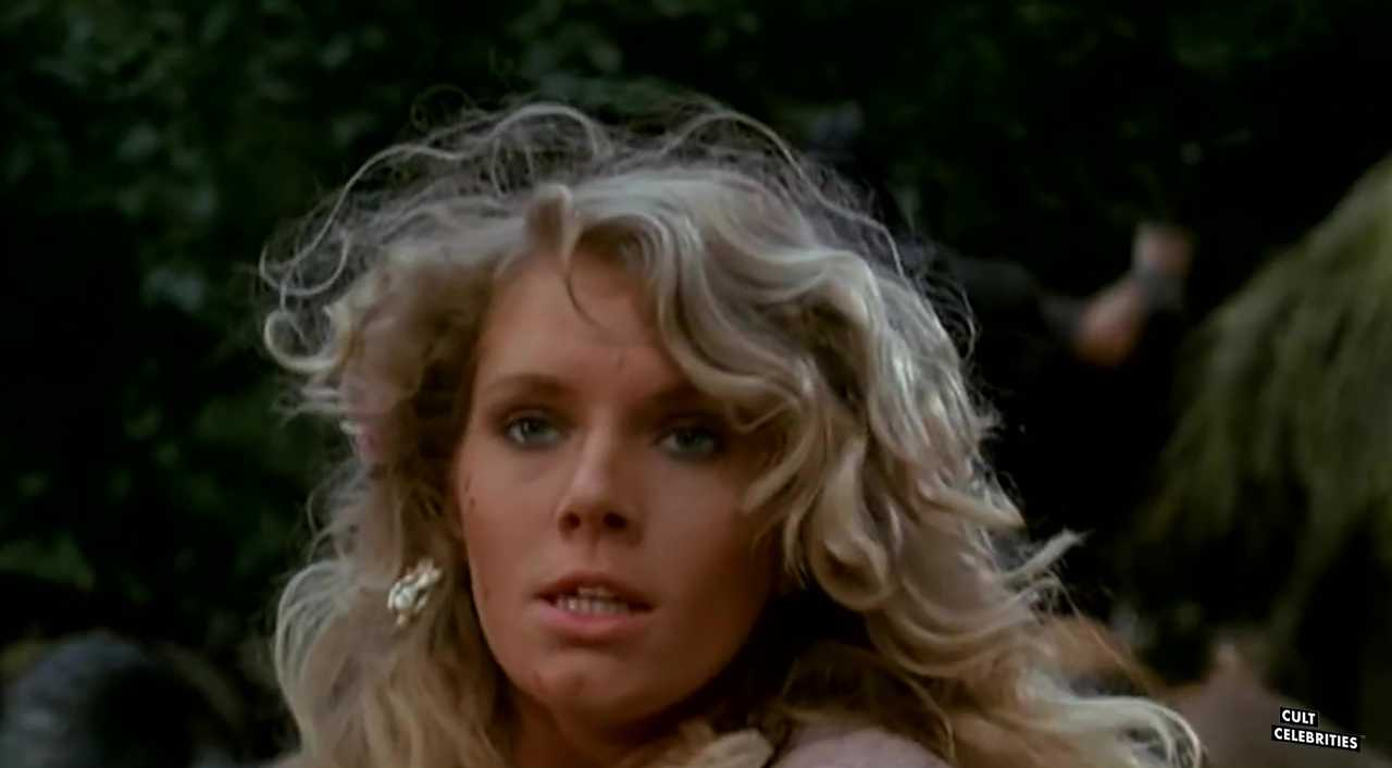 Lana Clarkson as Amethea in Barbarian Queen (1985)