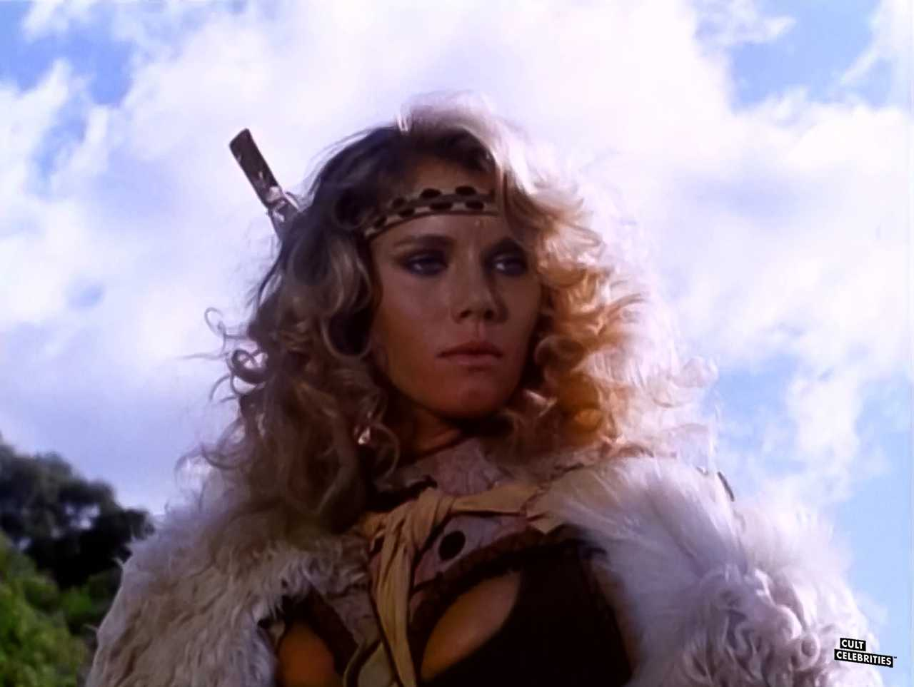 Lana Clarkson in Barbarian Queen (1985)