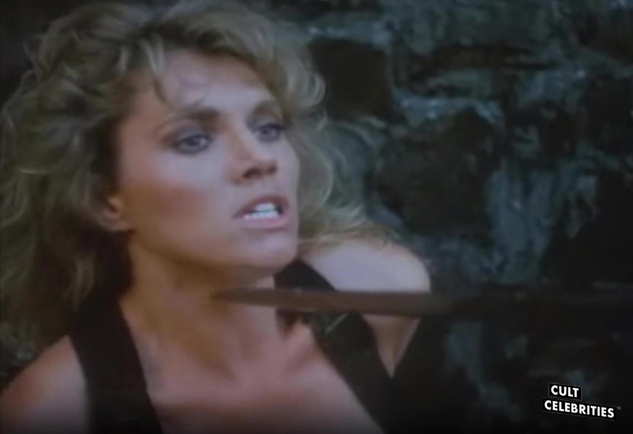 Lana Clarkson in Barbarian Queen II: The Empress Strikes Back (1990)