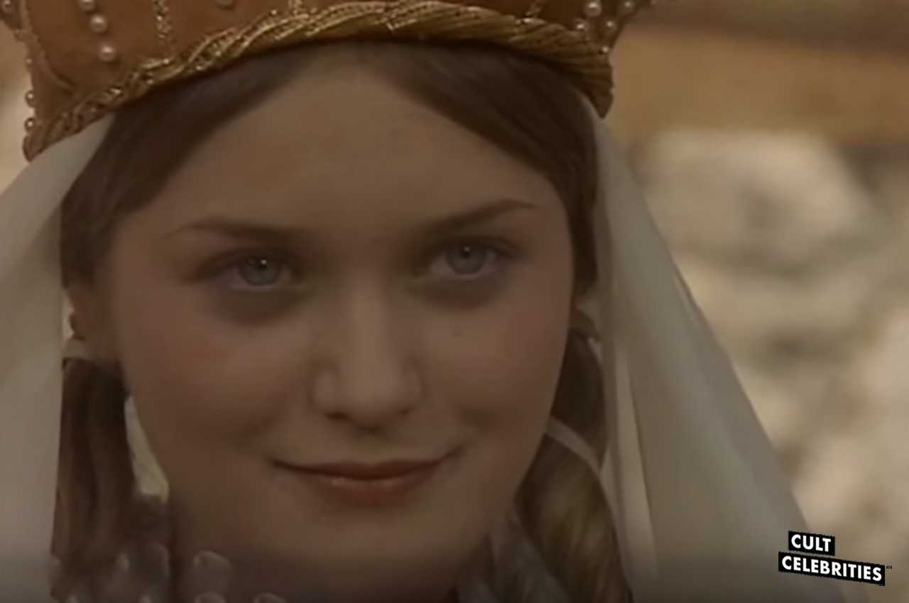 Julia Saly in Beast and the Magic Sword (1983)