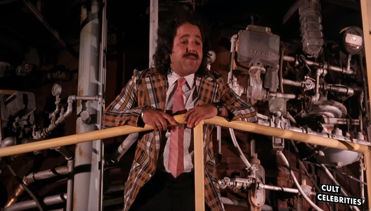 Ron Jeremy in Class of Nuke 'Em High Part 3: (1994)