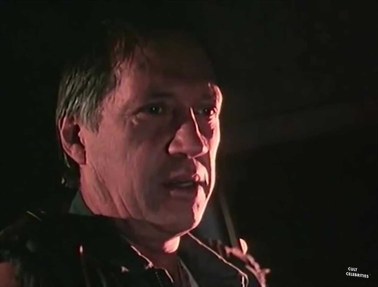 David Carradine in Future Force (1989)