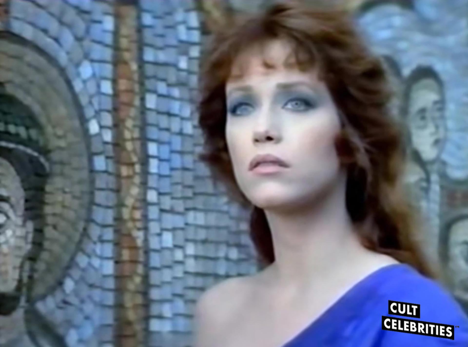 Tanya Roberts in Hearts and Armour (1983)