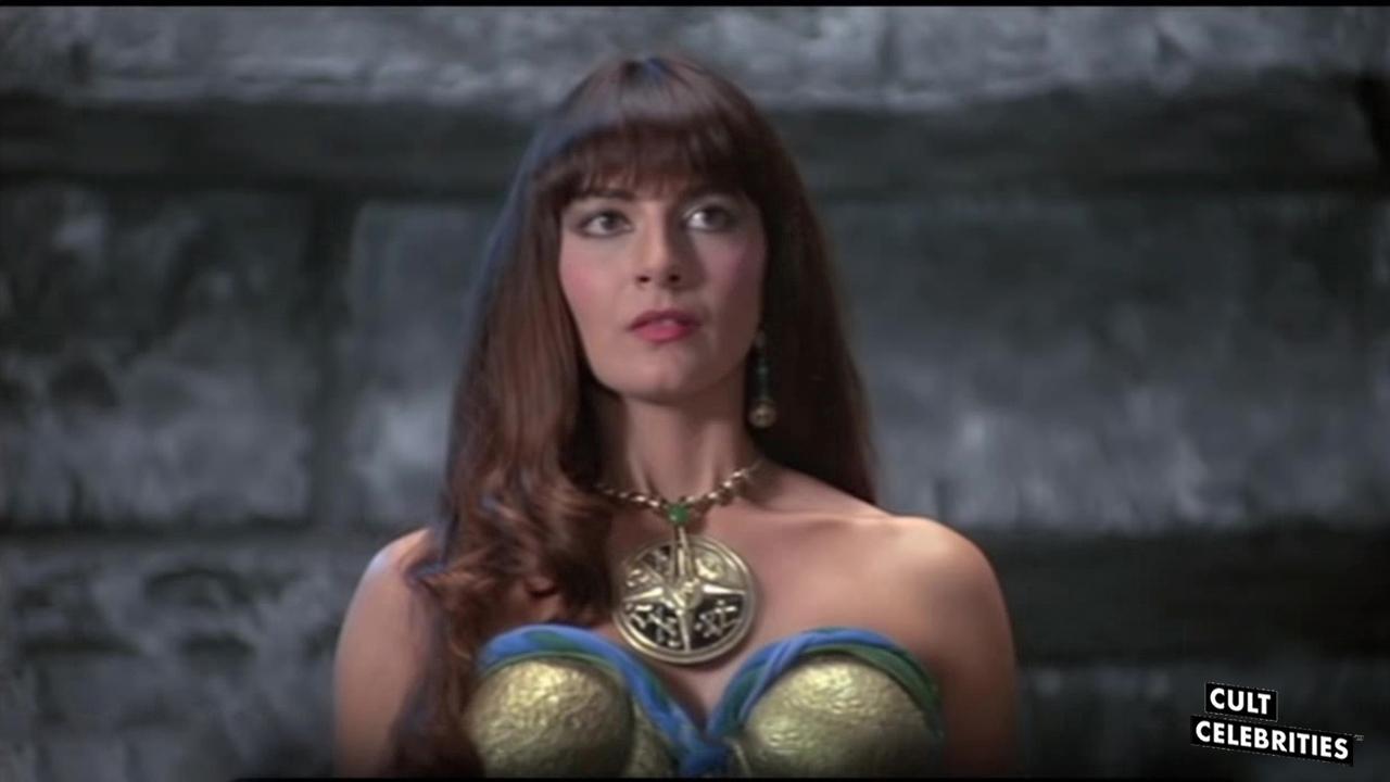 Mirella D'Angelo in Hercules (1983)