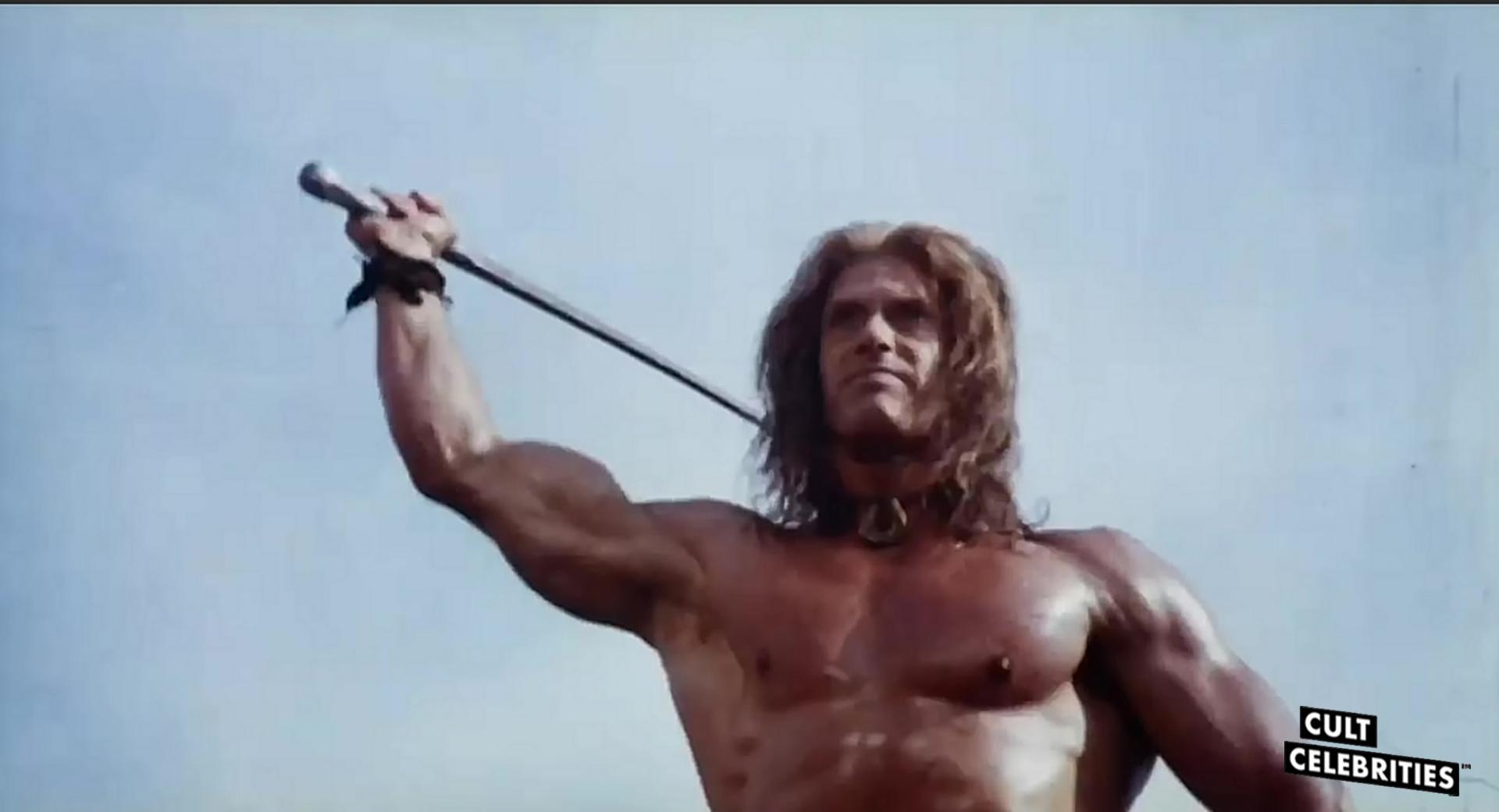 Sam Pasco in Ironmaster (1983)