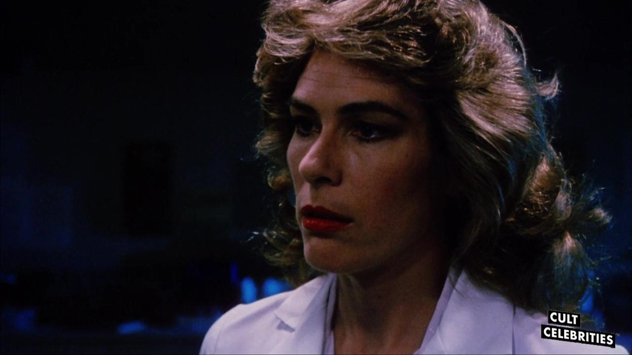 Mary Woronov in Hellhole (1985)