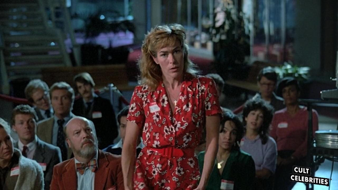 Mary Woronov in Chopping Mall (1986)