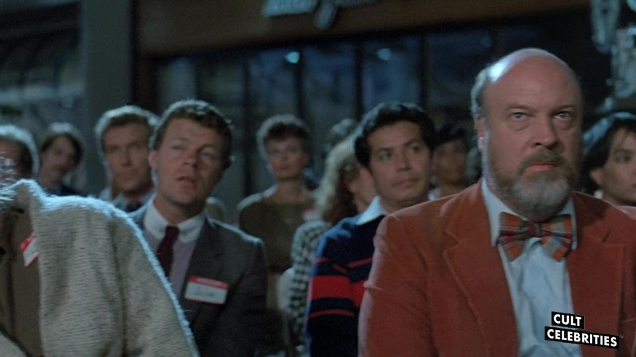 Paul Bartel in Chopping Mall (1986)