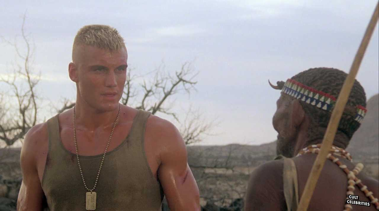 Dolph Lundgren in Red Scorpion (1988)