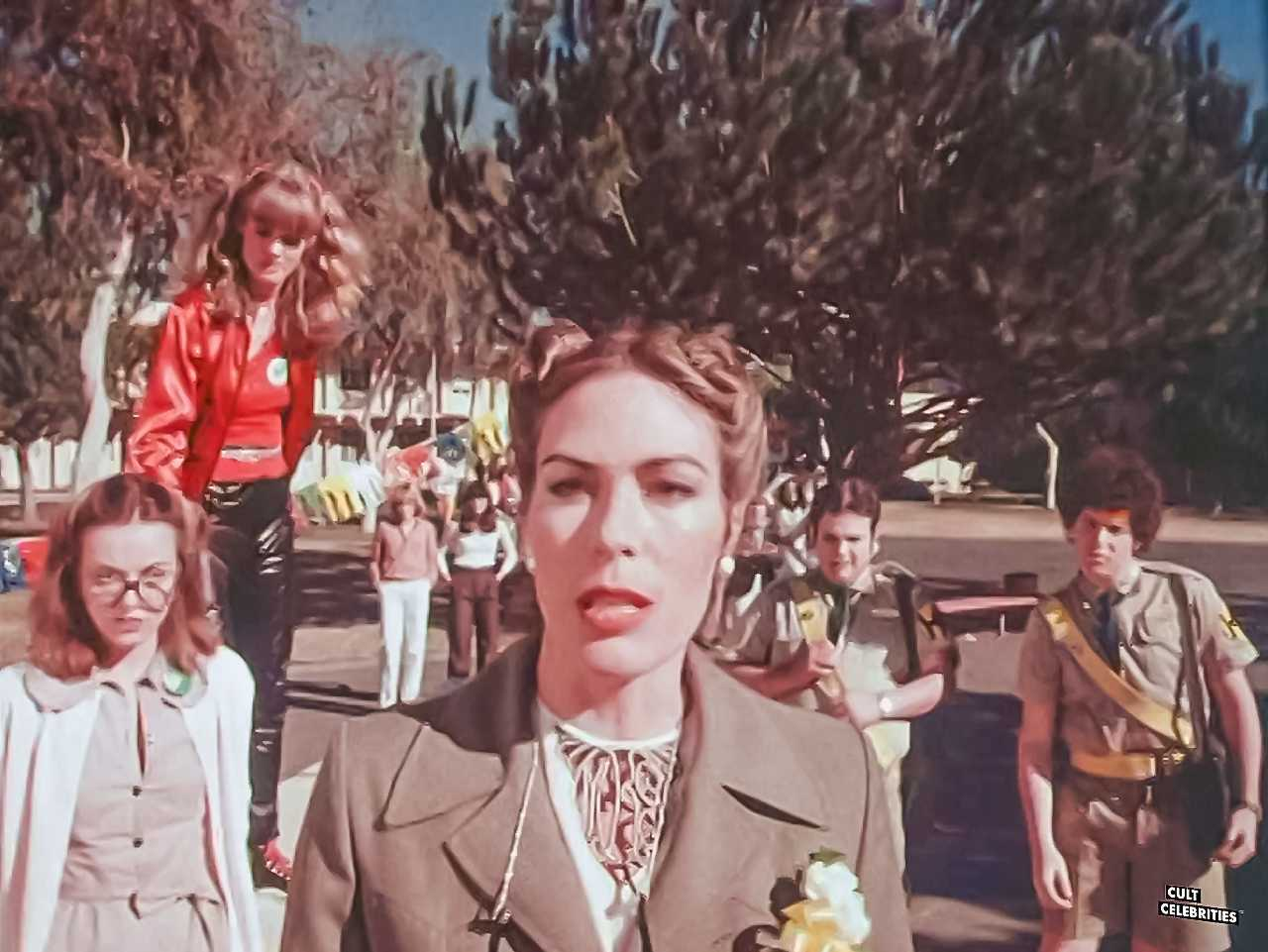 Mary Woronov as Miss Evelyn Togar in Rock 'n' Roll High School (1979)