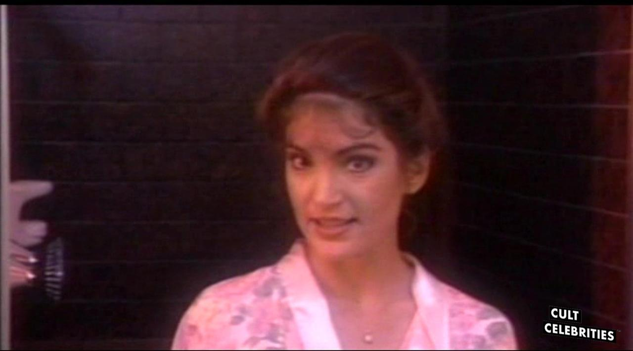 Brinke Stevens in Scream Queen Hot Tub Party (1991)