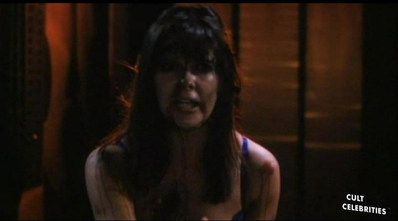 Karen Mayo-Chandler in Scream Queen Hot Tub Party (1991)