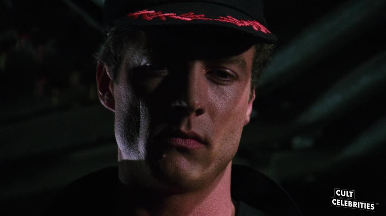Christopher Ahrens in Shocking Dark (1989)