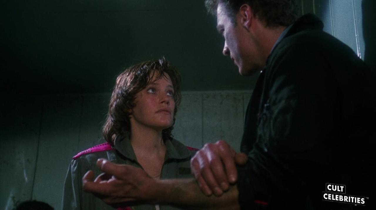 Haven Tyler in Shocking Dark (1989)