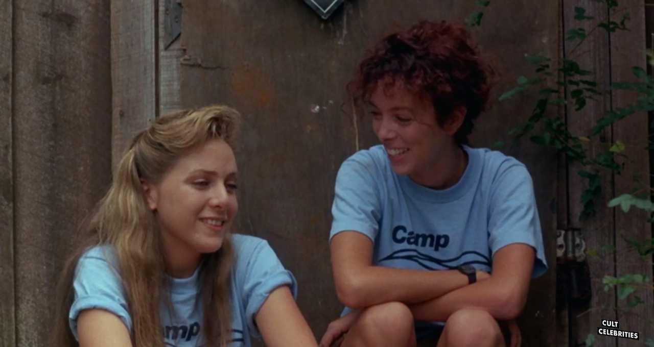 Pamela Springsteen in Sleepaway Camp II: Unhappy Campers (1988)