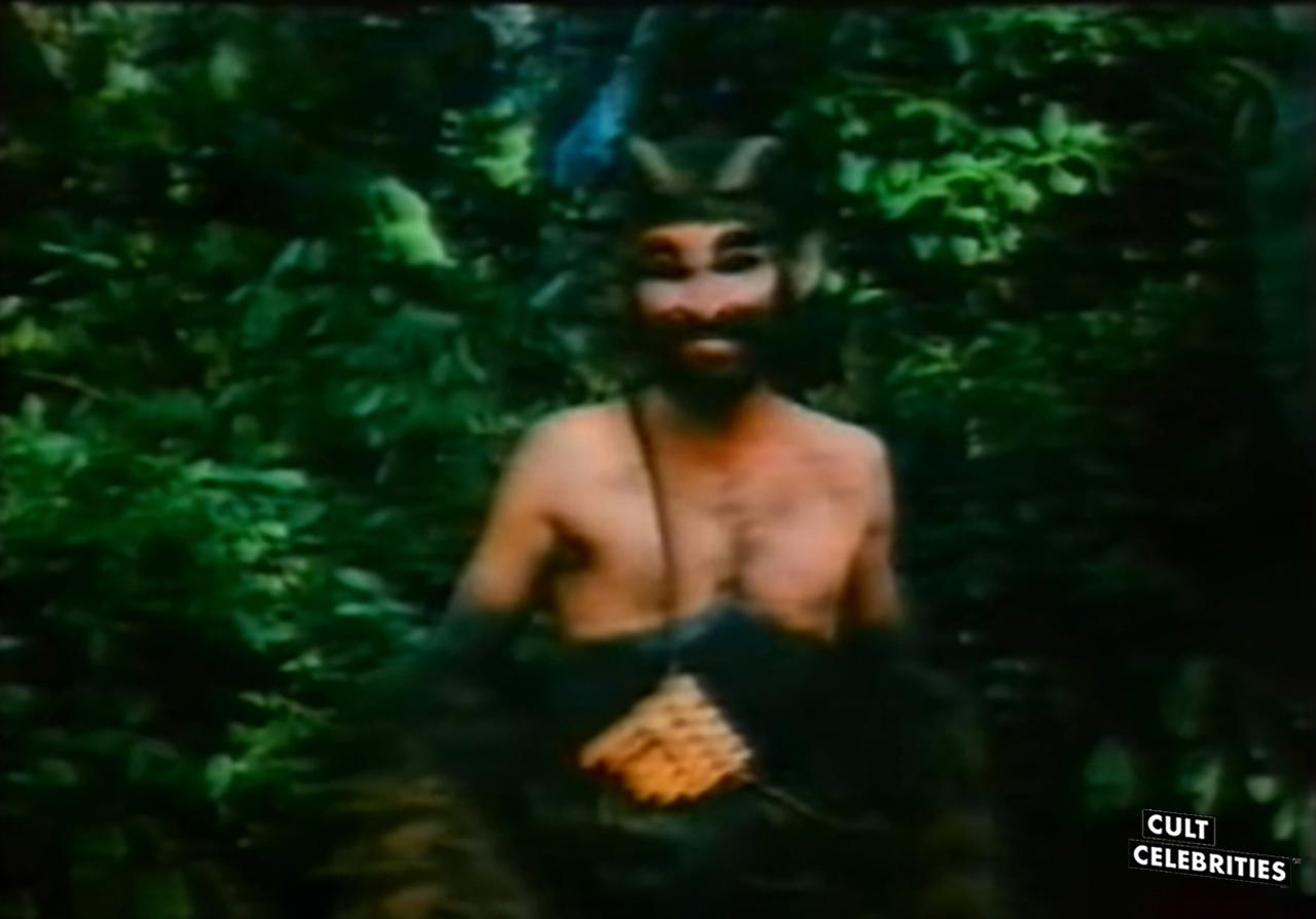 Bruno Rey in Sorceress (1982)