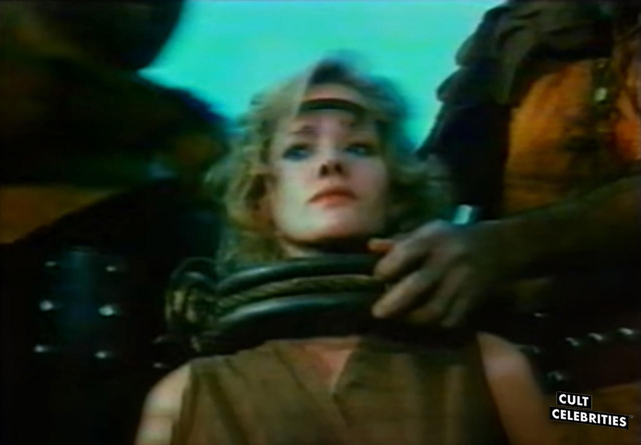 Lynette Harris in Sorceress (1982)