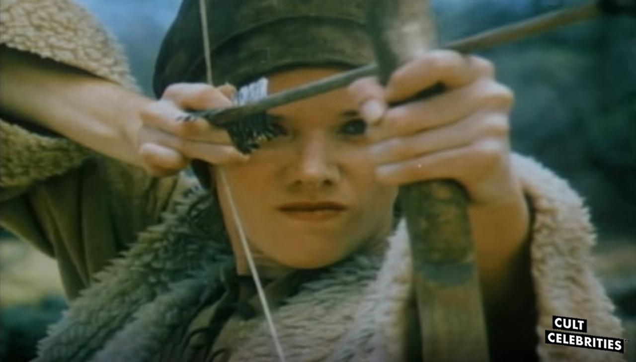 Leigh Harris in Sorceress (1982)