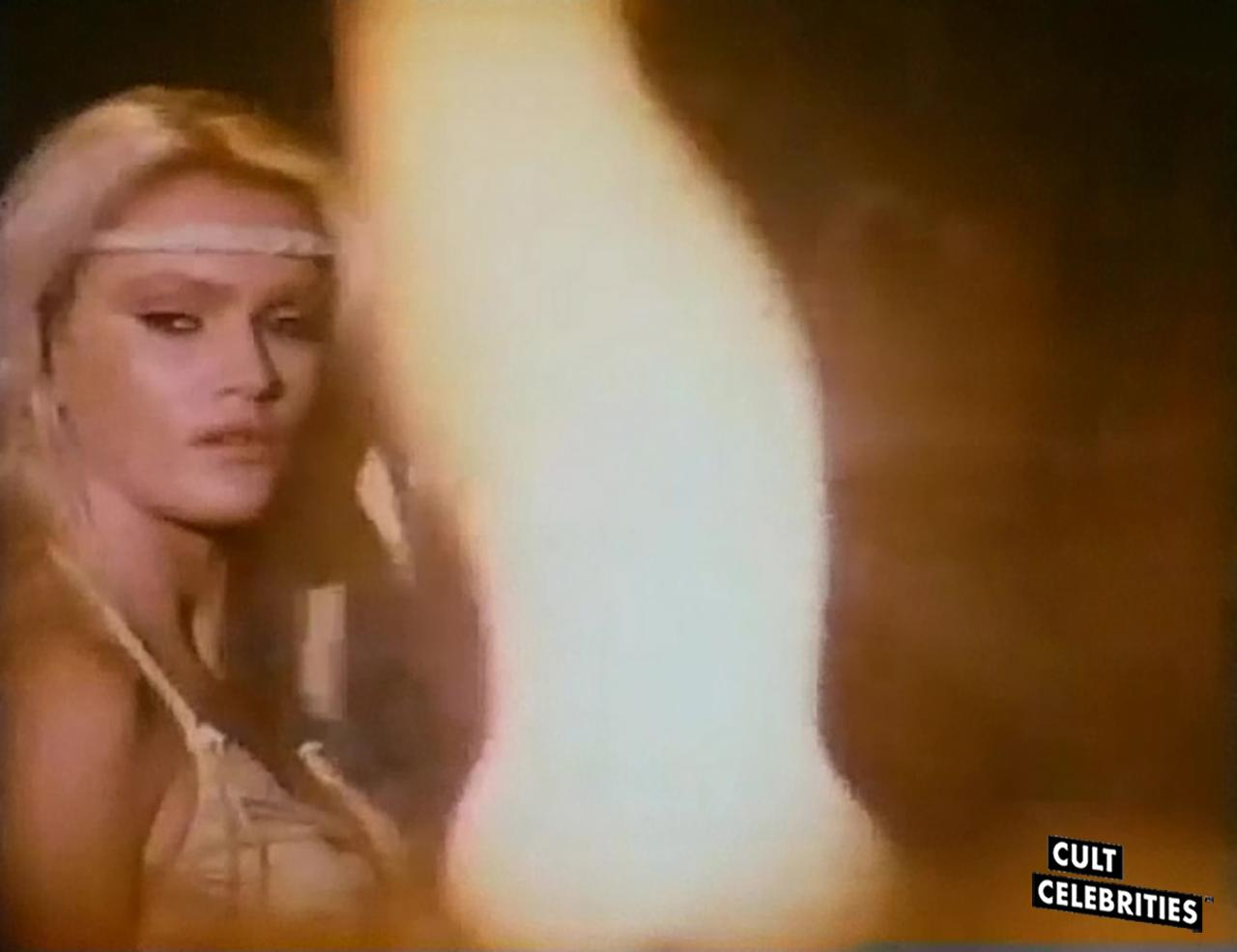Sabrina Siani in The Throne of Fire (1983)
