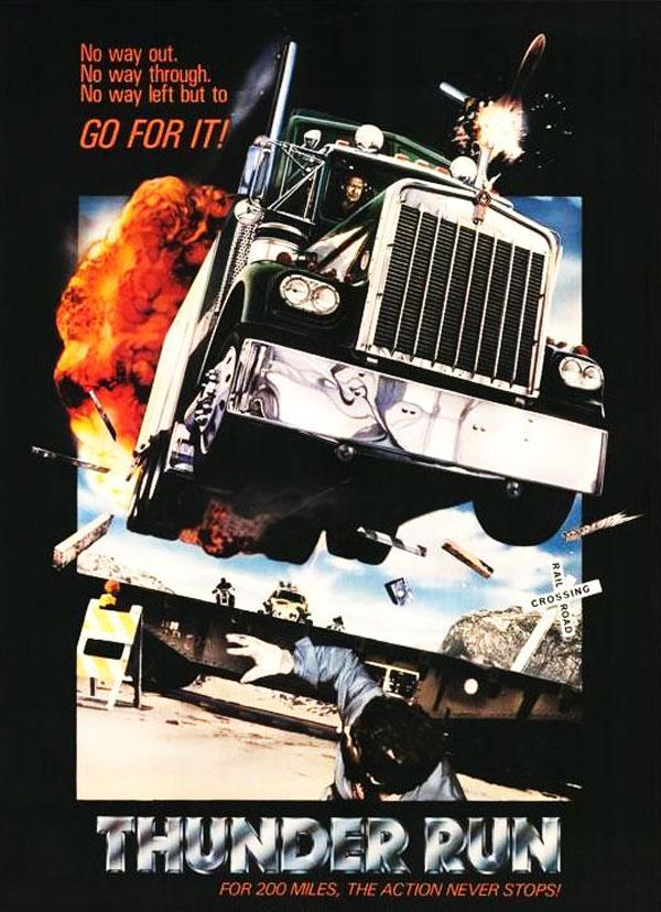 Thunder Run (1986)