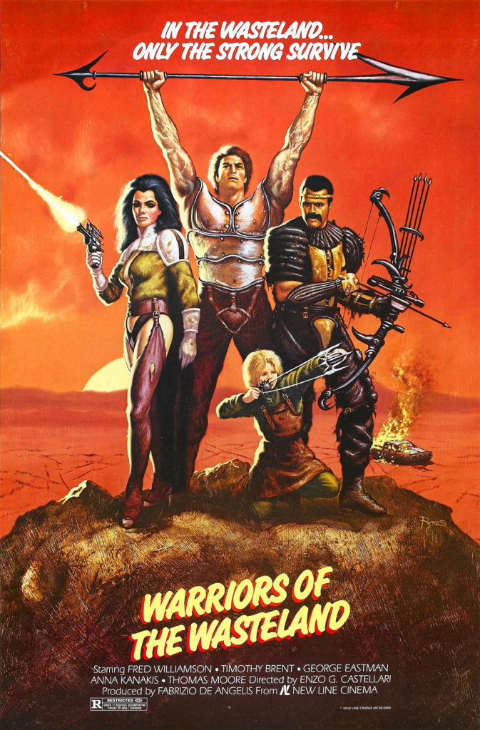 Warriors of the Wasteland (1983)
