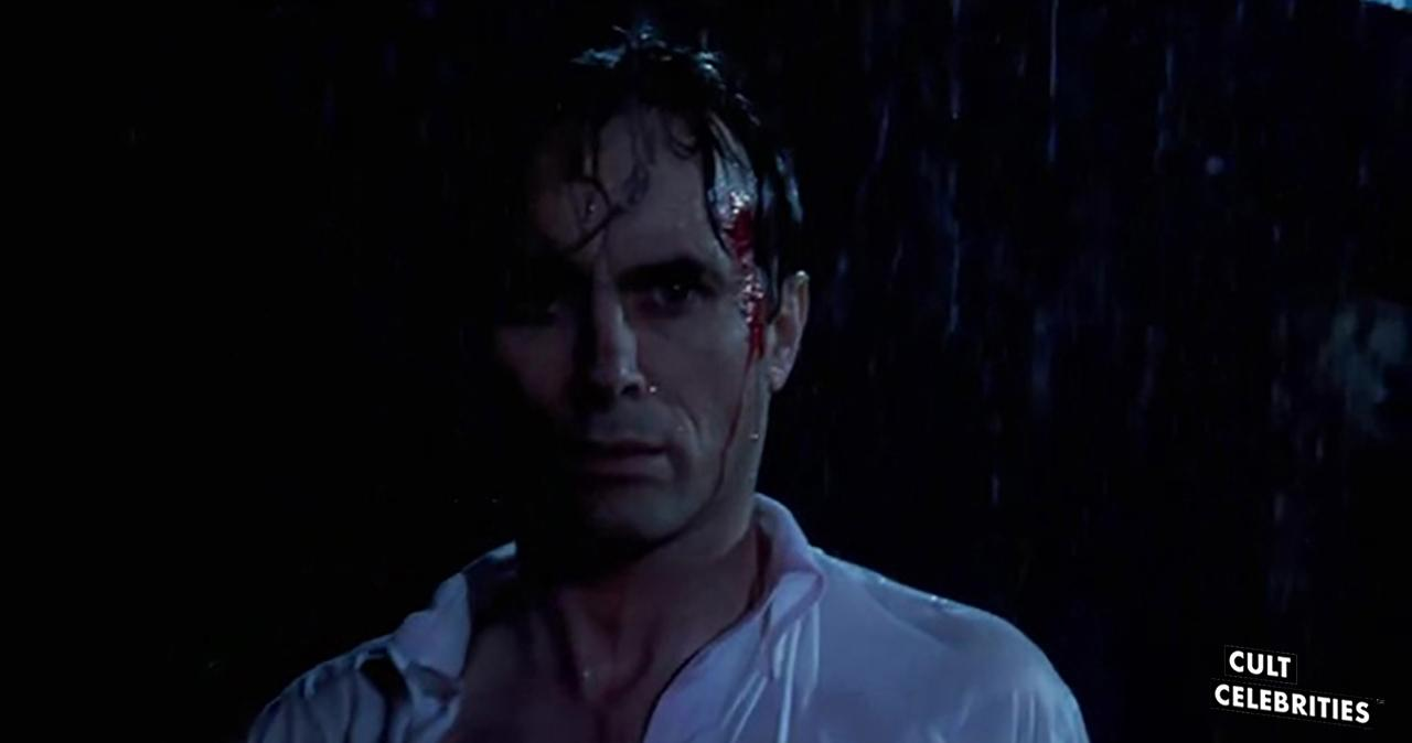 Jeffrey Combs in Castle Freak (1995)