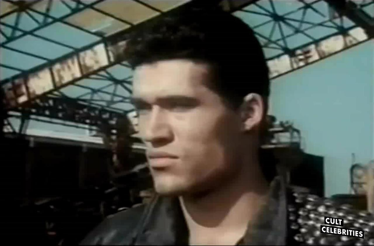 Bruno Bilotta in Cobra Nero (1987)