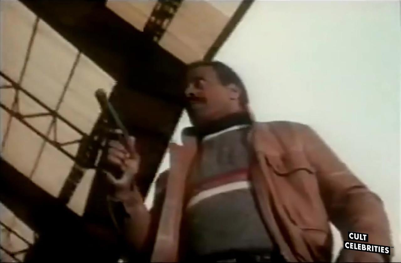 Fred Williamson in Cobra Nero (1987)